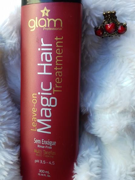 Resenha: Leave-on Magic Hair - Glam