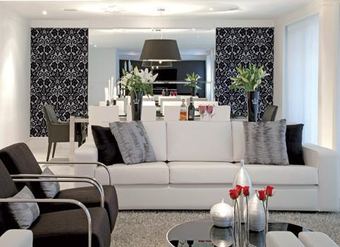 Sala-de-estar-preto-e-branco