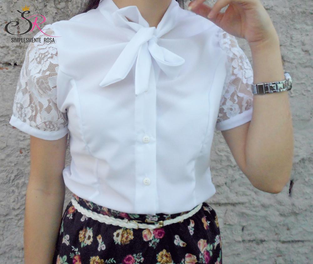 Camisa-branca