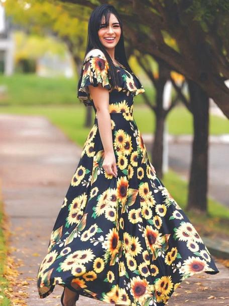 Uma paixão por vestidos
