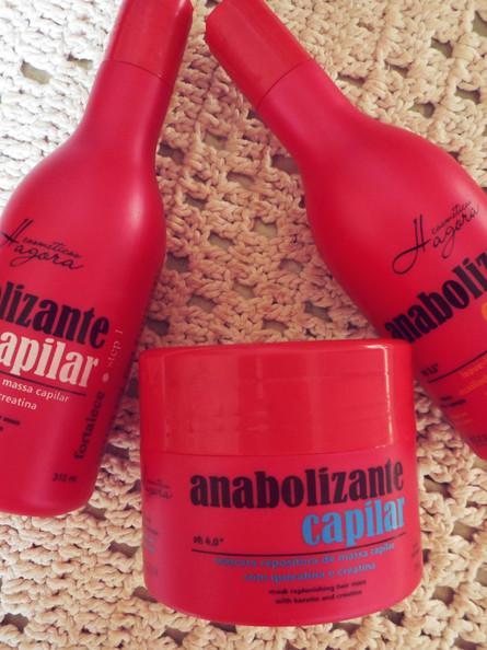 Vídeo: resenha Anabolizante Capilar - Prizer