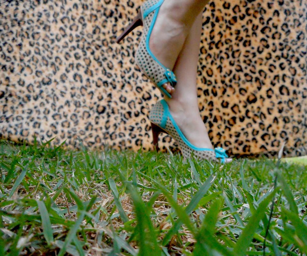 Sapato-azul