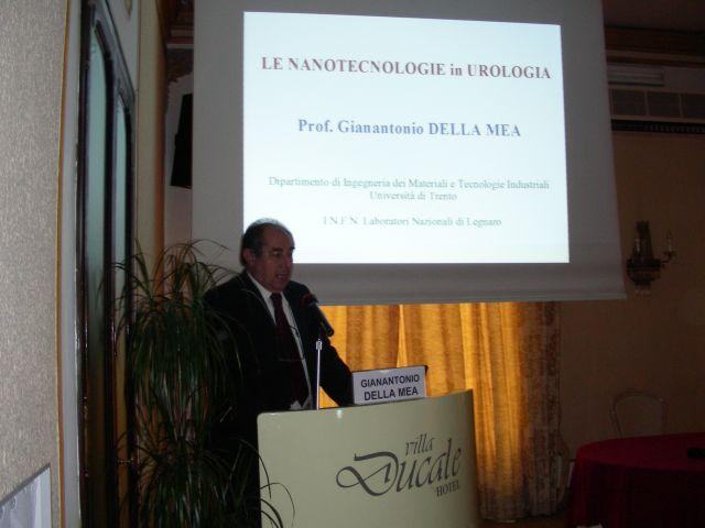 Professor Gianantonio della Mea