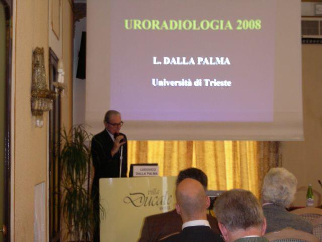 Professor Dalla Palma