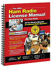 Ham radio tecnician license manuel book photo.jpg
