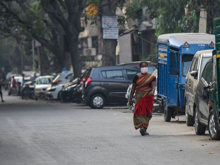 Tough Time for India's Domestic Workers being replaced by Gadgets