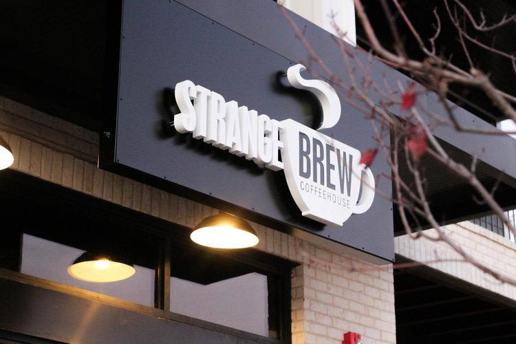Strange Brew Exterior