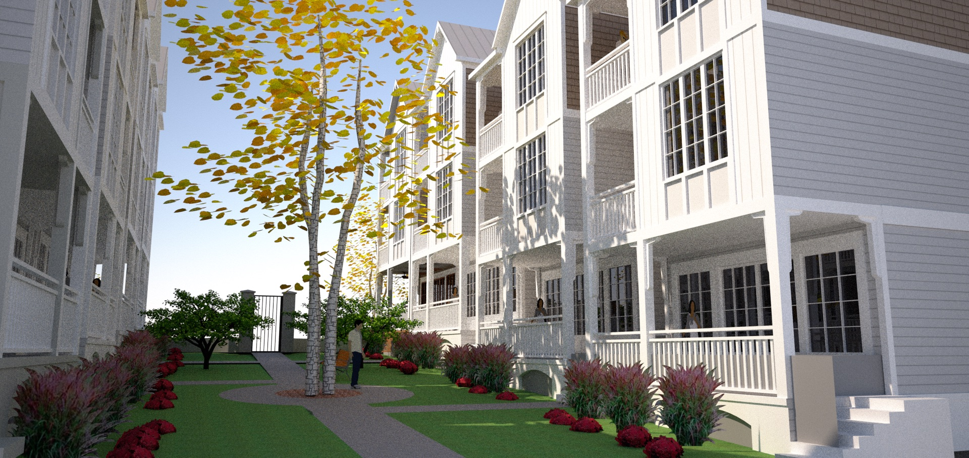 University Drive Apartments