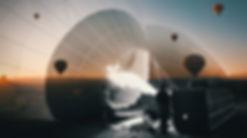Turkey and hot air balloons