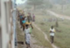 Tanzania Train