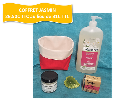 COFFRET JASMIN