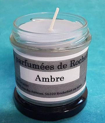 Les parfumées de Rochefort  AMBRE