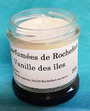 Les parfumées de Rochefort VANILLE DES ILES