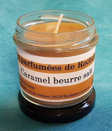 Les parfumées de Rochefort  CARAMEL BEURRE SALE