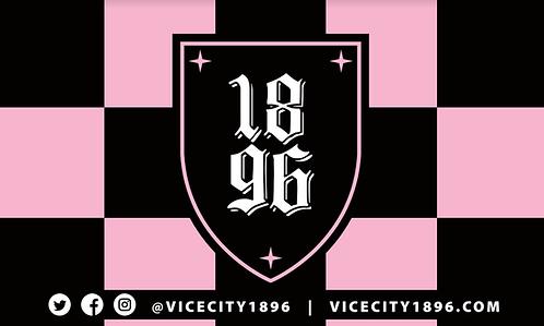 Vice City Flag (Checkered)