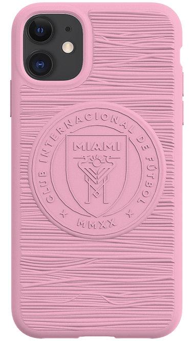 3D Inter Miami CF Crest - Inter Pink