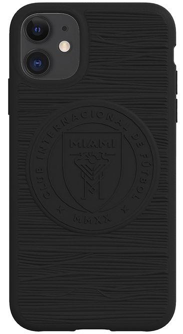 3D Inter Miami CF Crest - Black