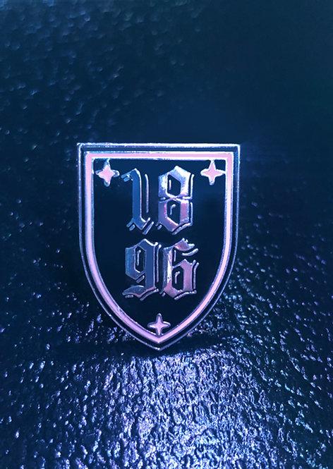 1896 Crest - Pin