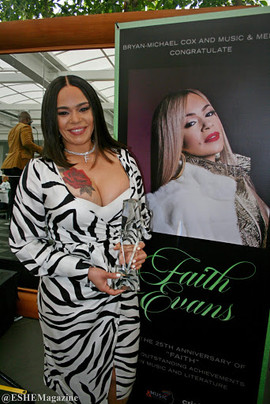 Faith Evans 25th Anniversary