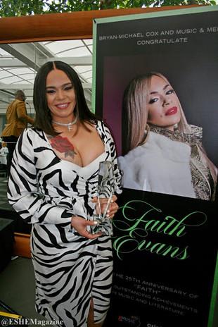 Faith Evans 25th Anniversary
