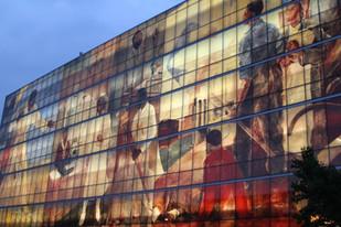 Harlem Hospital Mural Pavillion