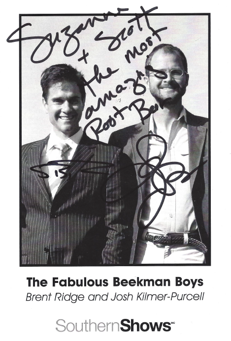 The Fabulous Beekman Boys