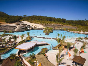 Praia do Cerrado - Rio Quente Resorts - Rio Quente - Goiás