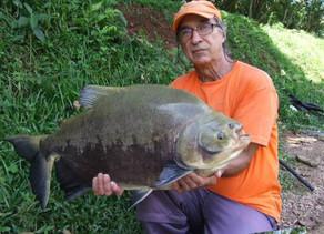 Mais uma pescaria no Pesqueiro Monte Negro