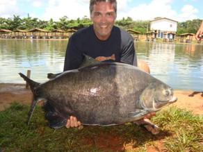 Clube Pescar - Luziânia - GO