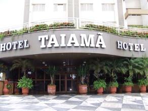 Hotel Taiamã – O portal da natureza dentro de Cuiabá
