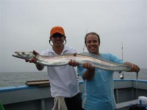 Pescaria em Alto Mar – Bertioga – SP