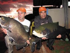 Clube Pescar – Equipe Fishingtur no Paraíso da Pescaria com Cevadeira (Parte – 2)