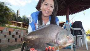 Uma Pescaria incriável no Recanto da Matrinxã