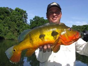 Pousada São Benedito – Muitos peixes na terceira parte de nossa pescaria com nossos leitores