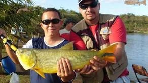 Thermas Park – Um clube de pesca com muita beleza e muitos peixes em Goiás