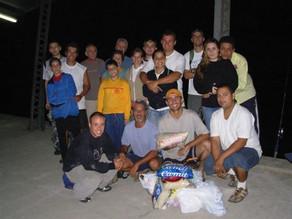 Torneio Fishingtur e amigos no Pesqueiro Maeda Park