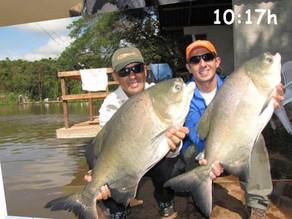 Clube de Pesca Lago Verde – Goiânia – Goiás