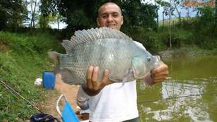 Pesqueiro Monte Negro – Um carnaval com muitos peixes fisgados