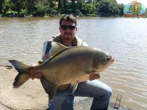 Pesqueiro: Lago Verde, em Goiânia-Go