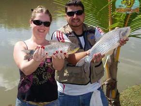 Pesqueiro: Complexo de Pesca e Lazer Fish Park – Goiânia-Go