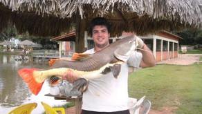 Pesqueiro Paraíso Verde – O Bruno e os briguentos peixes de Goiás