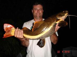 Pousada São Benedito – Fishingtur e Turma Milenia com os peixes do Mato Grosso