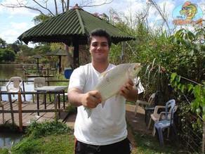 Clube de Pesca Lago Verde – Os curimbas atacam o estado de Goiás