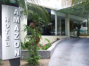 Hotel Amazon Plaza – O requinte amazônico dentro de Cuiabá