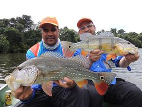 "Fishingtur Selvagem – Aventura e Adrenalina pura, nos ""cafundó"" do Amazonas, atrás dos grandes Tucun"