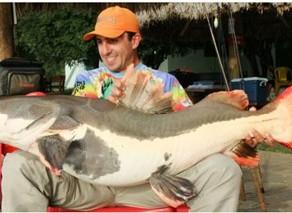 Clube de Pesca Paraíso Verde – Literalmente o paraíso da pesca esportiva