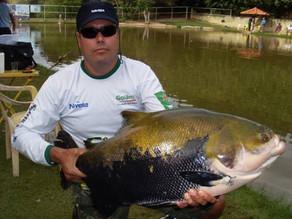 Pesqueiro Esmeralda – Um ótimo torneio de pesca com nossos amigos de Goiás