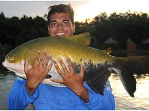 Clube de Pesca Paraíso Verde - Campos Limpo de Goiás - GO