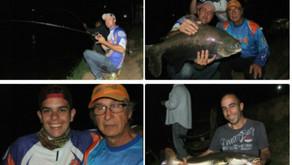 Pescaria noturna no Pesqueiro Monte Negro
