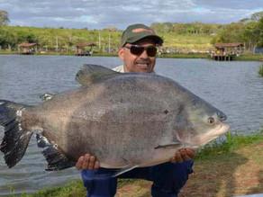 Clube de Pesca Engenho Velho – Trindade – GO